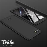 Funda 360 + Cristal Seria Colores Slim Xiaomi Redmi 6A