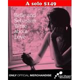 CD Oficial BELLE AND SEBASTIAN