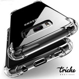 Funda Case Transparente Resistente Suave Antishock Galaxy S8