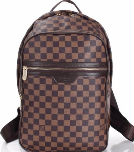 Mochila Backpack Louis Vuitton Cubre Polvo, Envio Gratis