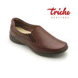 Calzado Zapato Dama Café Flexi 48301 Casual Confort Mocasín