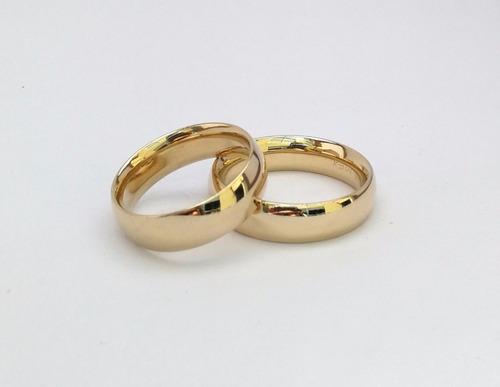 8d729d4378d Par Argollas Matrimoniales Confort Oro Macizo 14k en venta en ...
