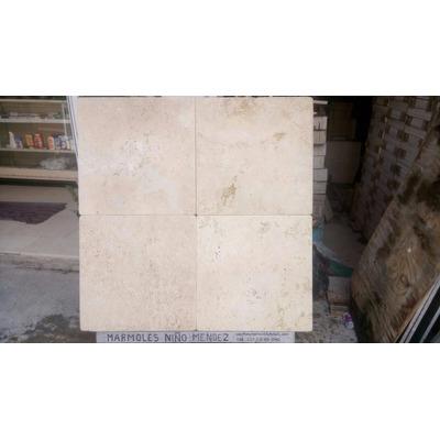 marmol tombol tomboleado travertino fiorito medida xxcm