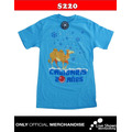 Playera Oficial LOS CALIGARIS Blue Tee