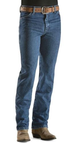 Pantalones Vaqueros De Mezquilla Para Hombre Marca Wrangler Corte Ajustado En Venta En Industrial Delta Leon Guanajuato Por Solo 1007 00 Compracompras Com Mexico
