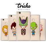 Funda Case Dragon Ball Goku Pikoro Freezer Huawei P10 Lite