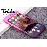 Case 360° + Cristal iPhone 6 Plus, iPhone 6s Plus
