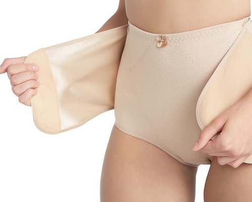 Recupera Figura Panty Faja Ajustable Postparto Post Parto