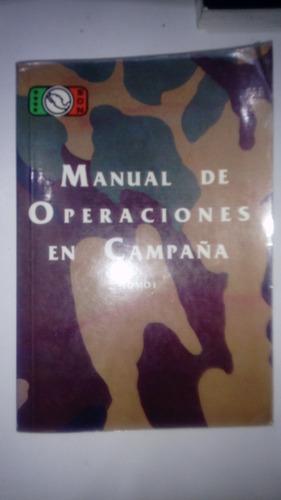 Manual De Operaciones En Campaña