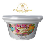 Fondant Tropical 500 g - Ma Baker and Chef