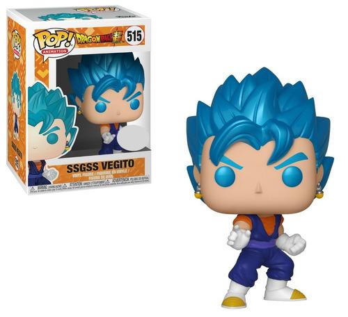 Vegito Ssgss Dragon Ball Super Funko Pop Exclusivo - Goku