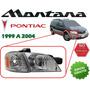99-04 Pontiac Montana Faro Delantero + Cuarto Punta Derecho