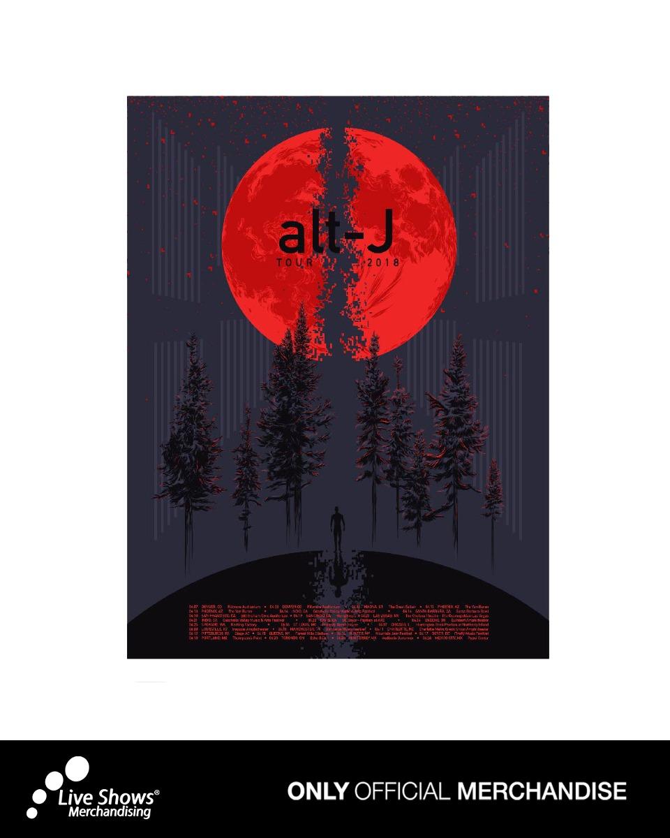Poster ALT-J