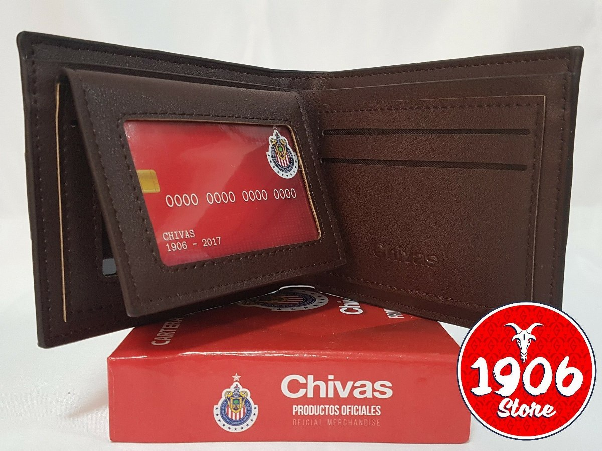 Cartera Chivas Cafe