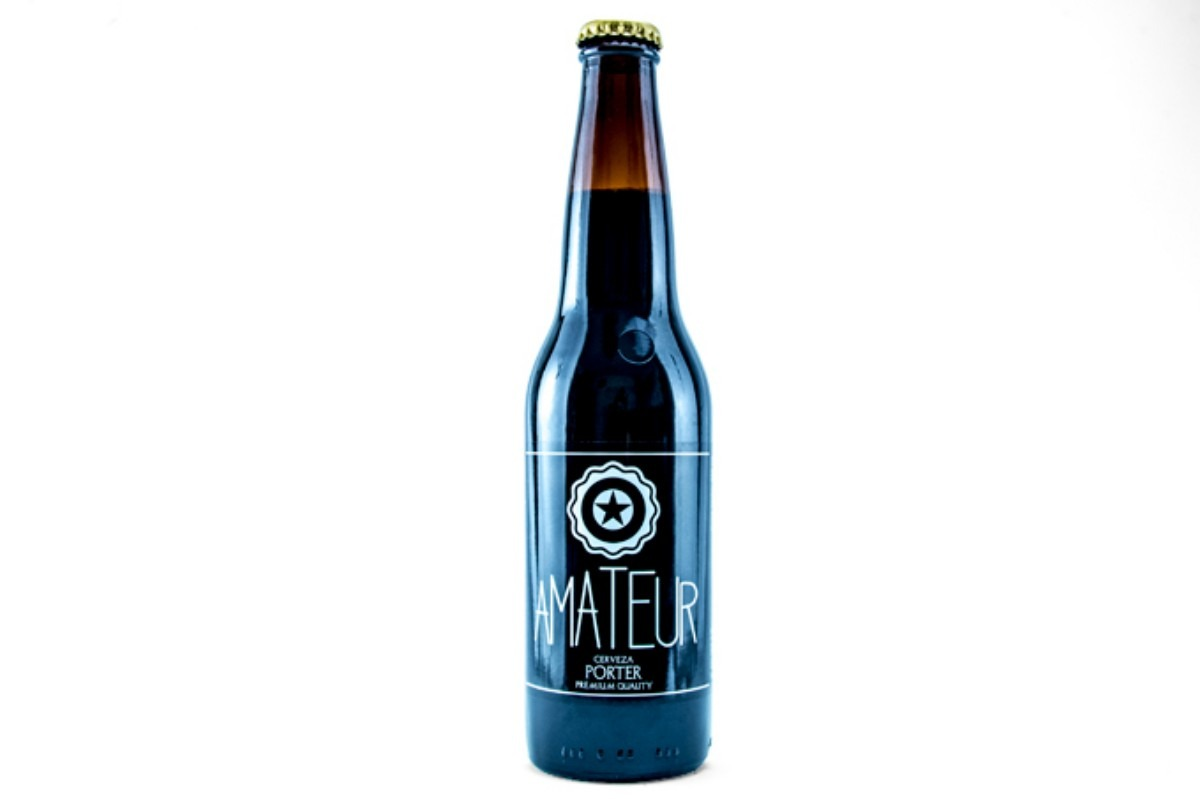 Cerveza AMATEUR   Porter - 12Pack (DocePack)