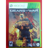 Juego Gear of War judgment