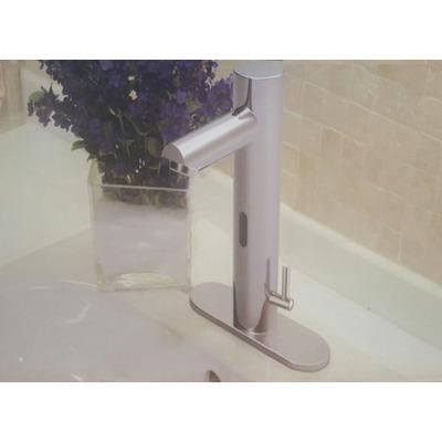 Llave monomando con sensor para lavabo excelente calidad for Llaves con sensor para bano