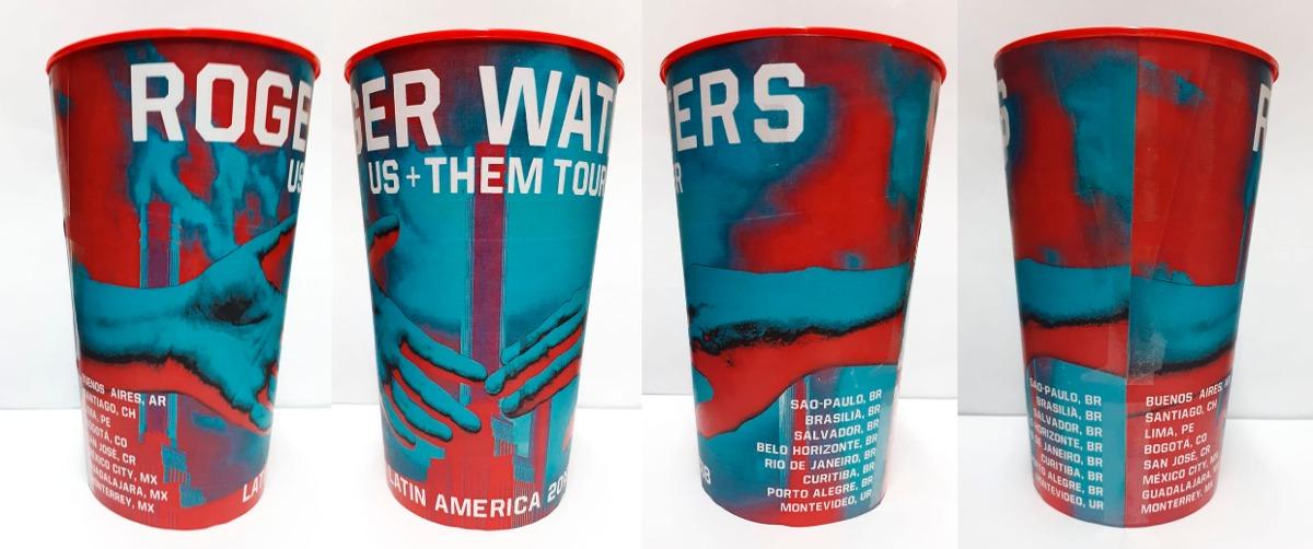 VASO TOUR ROGER WATERS