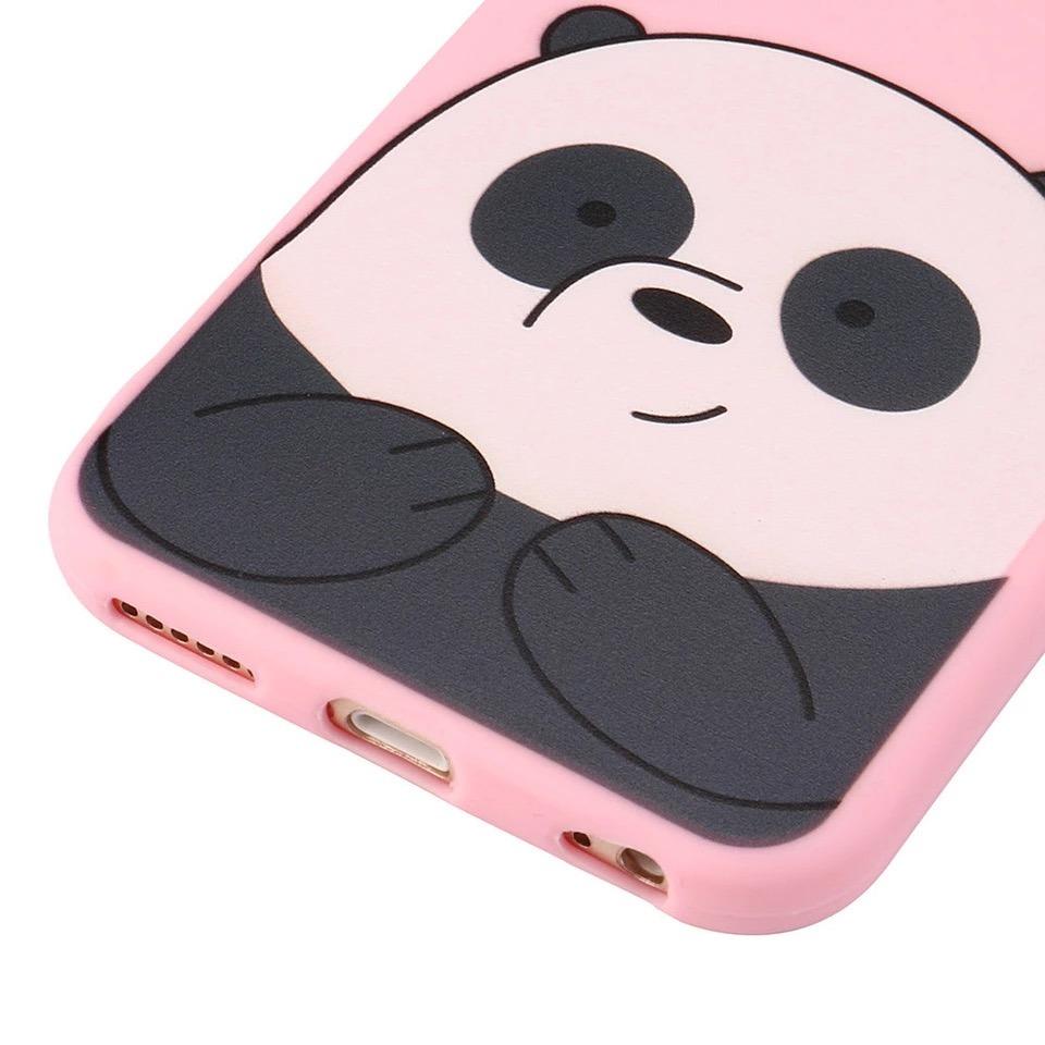 carcasa iphone 8 panda