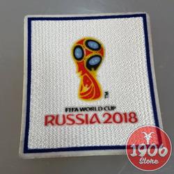 Parche Rusia 2018