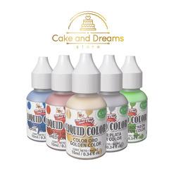 Liquid Color Metálico 10 ml - ...