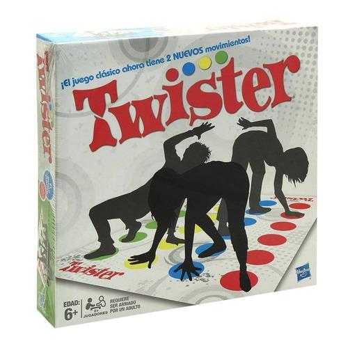 Twister 2018 Nuevo Juego De Mesa Hasbro Gaming En Venta En