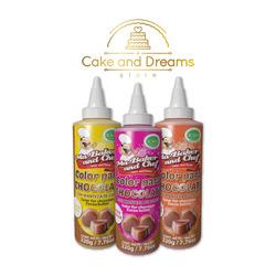 Color para Chocolate Mate de 220g - M...