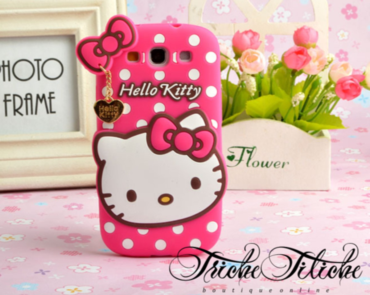 6e3d8d85428 Funda Hello Kitty ZTE Blade V6 / ZTE Blade D6 | Triche