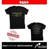 Playera Oficial TIMBIRICHE TOUR