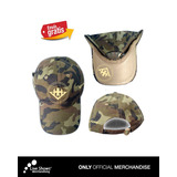 Gorra Oficial HELL & HEAVEN 2018 Camuflage