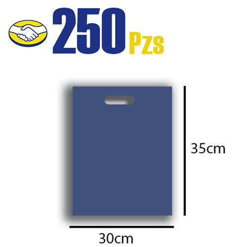 ee4a06dc4 Bolsa Ecologica Riñon (suaje) 30x35 Cm 250 Pz Sin Impresión en venta ...