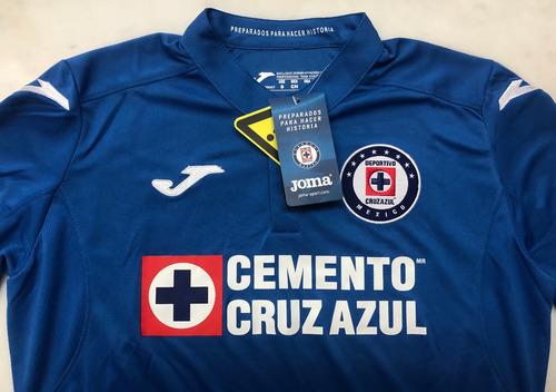 173b0e9f6 Jersey Joma Cruz Azul Local  Visita 18 19 en venta en Centro De La ...