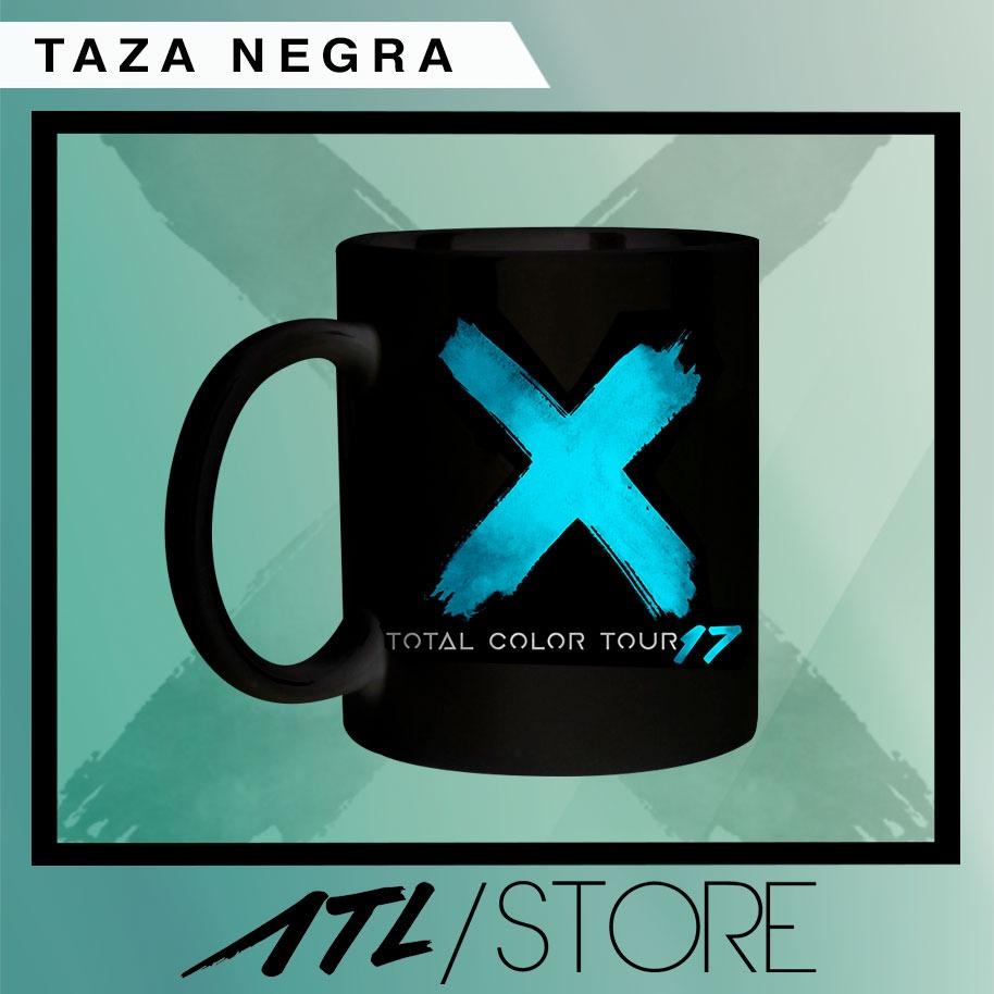 TAZA NEGRA TCT 17