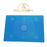 Tapete GRANDE para Fondant 64 cm X 45 cm - Cake and Dreams Store