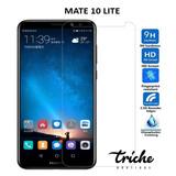 Cristal Templado Mica Contra Golpes Huawei Mate 10 Lite