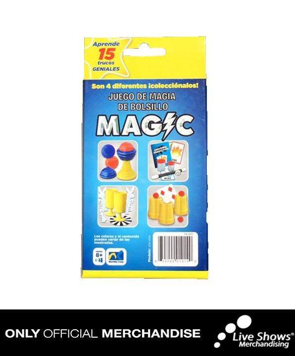 Juego de Magia de Bolsillo Yellow