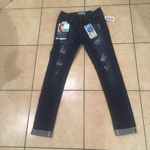 Jeans De Mezclilla Para Mujer Marca Wax Jean Push Up En Venta En Tenango Del Valle Estado De Mexico Por Solo 595 00 Compracompras Com Mexico