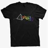 PLAYERA DARKSIDE BLACK TEE ROGER WATERS