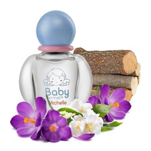 Paquete Bebe   Fragancia Baby Zermat Michell Y Aromatizant - Ecart