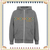 HOODIE ECO-FRIENDLY GRIS UNISEX CORONA CAPITAL #CC2018