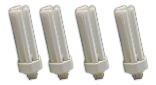 Osram Dulux T / e In Plus 32w / 841 Gx24q-3 Lamp Pack 4