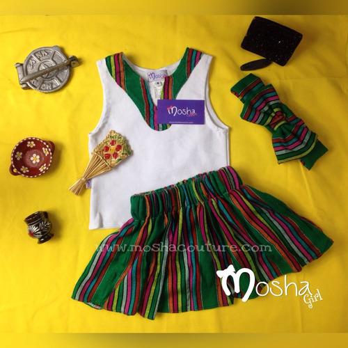Vestido Mexicano Para Niña En Venta En Iztacalco Distrito