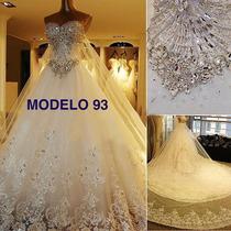 7250da473f Comprar Vestido Novia Nuevo Barato Bonito Elegante Princesa Sirena93