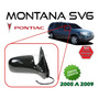 05-09 Pontiac Montana Sv6 Espejo Lateral Electrico Derecho