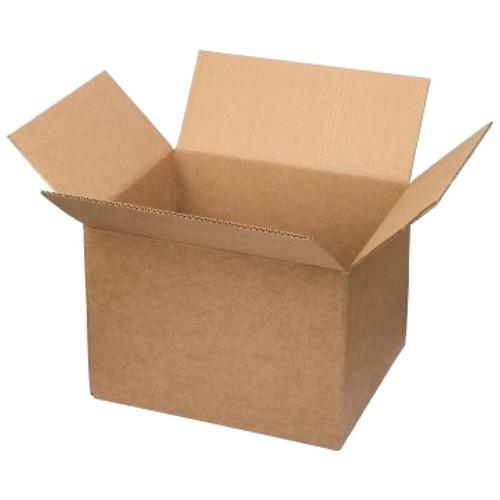 Caja De Cartón Chica Para Envíos 16x12x08 Precio De Mayoreo