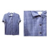 Blusa vintage blue