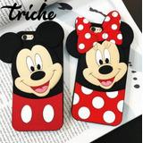 Funda Botarga Minnie Mimi iPhone 8 Plus Triche