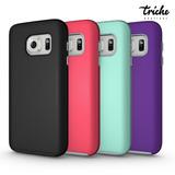 Funda Case Armor Colores Resistente Diseño Galaxy S7 Edge