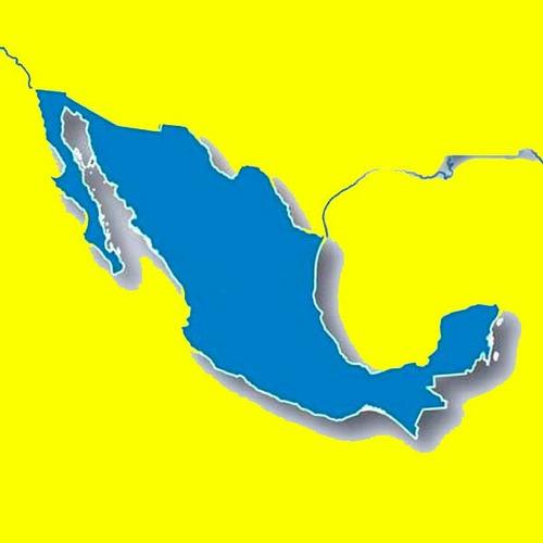 Mapa Garmin México 2020.10 Nüvi 30 40 50 55 56 60 65 Y Más