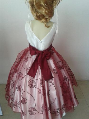 a239c9ce6 ... Graduación Kinder comprar Vestido Fiesta Niña
